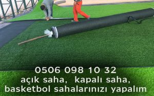 halı saha suni çim satışı