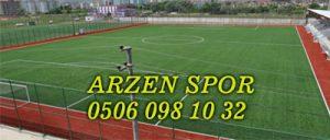 Nizami futbol saha yapımı: Çelik konstrüksiyon kısmı Tribün, sandalyeler ardından, tel, ve sentetik çim uygulaması yapılır. Nizami futbol sahası maliyeti, Nizami futbol sahası yapan firmalar