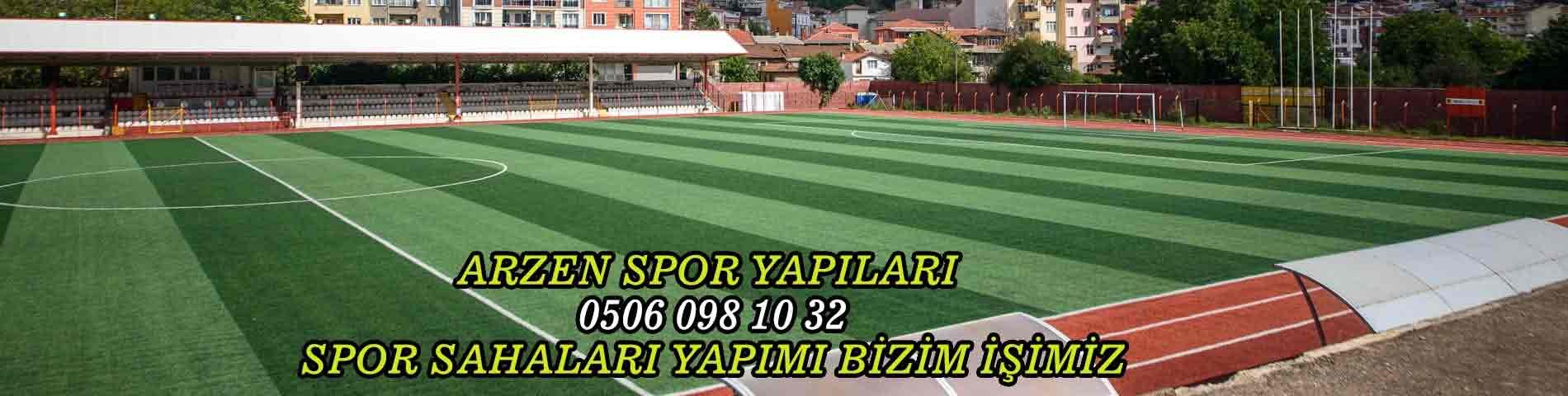 nizami futbol sahası yapım firması