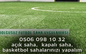 nizami futbol sahası yapan firmalar
