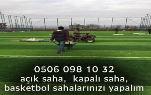 suni çim yapım firması